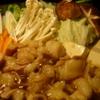 博多もつ鍋 玄海庵 - 料理写真:大好評のもつ鍋すき焼き味!是非堪能下さい。