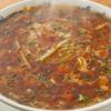 黄金の福ワンタン まくり - 料理写真:食べるほどに、あともう一口がほしくなる絶品の味わいをお試しあれ!スーラー麺(580円)