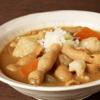 もつ焼き 栄司 - 料理写真:味噌仕立ての煮込み。長時間煮込んだもつはどこか懐かしい味がします。