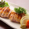 やまかし - 料理写真:朝引き霧島鶏のもも焼き
