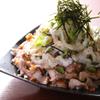 やまかし - 料理写真:山鶏サラダ