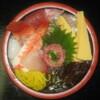 廻鮮寿司処 タフ - 料理写真:ランチメニュー タフ丼