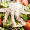 豚っく - 料理写真:豚っくサラダはその日のおすすめの具材を使ってます♡