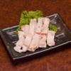 白雲台 - 料理写真:とろコリコリ(あまり出回っていない脂つきの大動脈)