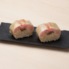 鯛良 - 料理写真:鯛良名物 金目鯛のバッテラ