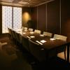 大志満 - 内観写真:現代的にアレンジされた落ち着いたホール席。