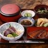 うな泰 - 料理写真:黒潮定食(坂東太郎):県外のお客様に人気メニューです。
