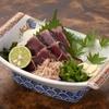 うな泰 - 料理写真:かつおタタキ:本場土佐の新鮮な鰹たたきです。