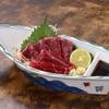 うな泰 - 料理写真:くじら刺身:土佐の郷土料理の一つでもあります。