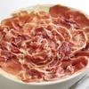 スペインバル グラシア - 料理写真:お皿いっぱいの生ハム 880円 2年以上熟成した最高のハモンセラーノです