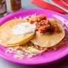墨国回転豚料理 - 料理写真:≪ケサディージャ≫手軽にお楽しみいただけます。