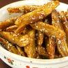 京都豆八 - 料理写真:≪ごぼうの黒蜜和え≫