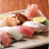 亀すし - 料理写真:定番ネタから季節ネタまで、それぞれのご予算に合わせて、おまかせで握ります。