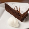 カフェ マルゴ - 料理写真:ほろ苦いチョコの風味が特徴の『ガトーショコラ』