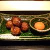 名古屋コーチン 鳥しげ - 料理写真:大人気のつくね!!玉子がおいしいんです!