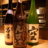 名古屋コーチン 鳥しげ - 料理写真:愛知のお酒、取り揃えています!