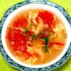 中国料理 福星楼 - 料理写真:トマトと玉子のスープ(蕃茄蛋花湯) 480円