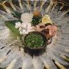 柳町 一刻堂 - 料理写真:おこぜ刺し