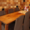 幸喜屋 - 内観写真:テーブル席