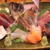 魚正宗 - 料理写真:刺身の盛り合わせは鮮度バツグン!