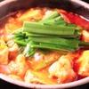 らくだのこぶ - 料理写真:ホルモン純豆腐鍋