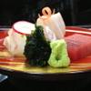 赤坂 ひかわ - 料理写真:お造り