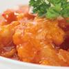 萬珍軒 - 料理写真:エビチリ