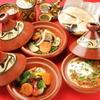モロッコ タジンや - 料理写真:モロッコの代表的なお料理「タジン」クレオパトラも食していたというアルガンオイルを贅沢に使用♪