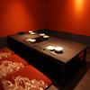 餃子鍋 A-chan 北新地 - 内観写真:6名様まで入れる完全個室