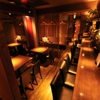 かけはし - 内観写真:お席は全部で50席 (カウンター13席、掘りごたつ座敷20席、テーブル22席)中でも厨房が見えるカウンターは人気!