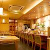大塚 三浦屋 - 内観写真:テーブル席(3席)・カウンター(6名まで)