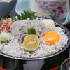 サンライズ食堂 - 料理写真:Wしらす丼
