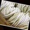 らーめん潤 - 料理写真:【麺の秘密】 各店舗店主が独自にブレンドした小麦粉を使用。その日の天候、気温に応じてつくる麺は神業です♪