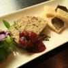 八金 - 料理写真:はちきん地鶏のレバーパテ&コンフィー