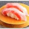 船主 - 料理写真:金目鯛の握り