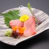 長助 まつえ - 料理写真:お刺身 800円~1800円 種類により値段が違います。