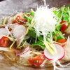 umi - 料理写真:厳選鮮魚のMIXカルパッチョ 和野菜添え