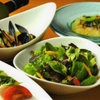 焼鳥 Ajito - 料理写真:目からも楽しめる彩り豊かな料理