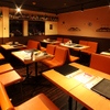MUSHROOM - 内観写真:関西圏で大人気の店舗がついに名古屋にも上陸!!