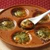 パスト エ ビバンド ガク - 料理写真:アツアツを味わいたい『ムール貝のブルギニオンバタータコ焼風』