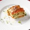 パスト エ ビバンド ガク - 料理写真:ズッキーニの薄切りを重ねて使っている『ズッキーニのラザニア風』など、野菜メニューもぜひご賞味あれ。