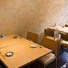 旬菜 いまり - 内観写真:テーブル席