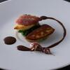 エディション・コウジ シモムラ - 料理写真:フォアグラのソテー 竹の子、ホタルイカ