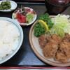 鮪小屋本店 - 料理写真:唐揚定食               一番人気 リピーターに大人気