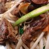 ふわとろ本舗 - 料理写真:◆すじニンニク 1029円