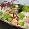四国三郎 よしの川 - 料理写真:お刺身盛合せ