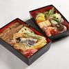 はせ茂 - 料理写真:あぶり穴子と野菜天重 2,300円
