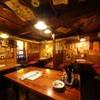 とり玉 - 内観写真:【2Fテーブル席】最大18名様までのご宴会可能