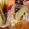 鶏屋たまい - 料理写真:新鮮野菜ふんだんに使用した野菜スティック
