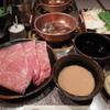 しゃぶ亭 - 料理写真:上牛・豚食べ放題コース
